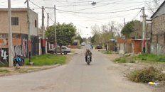 El episodio de violencia de género ocurrió este mediodía en Lima y 27 de Febrero, en la zona oeste de Rosario.
