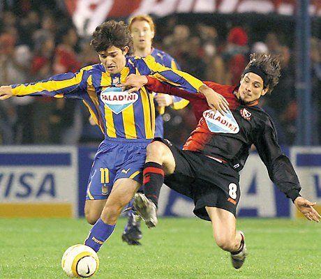 Resultado de imagen para central newells copa sudamericana 2005