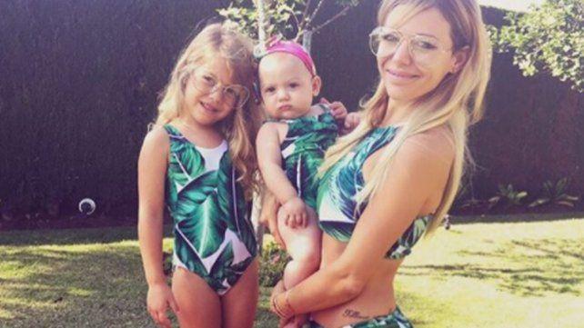 Evangelina Anderson denunció a una pareja que utiliza fotos de sus hijos en Facebook