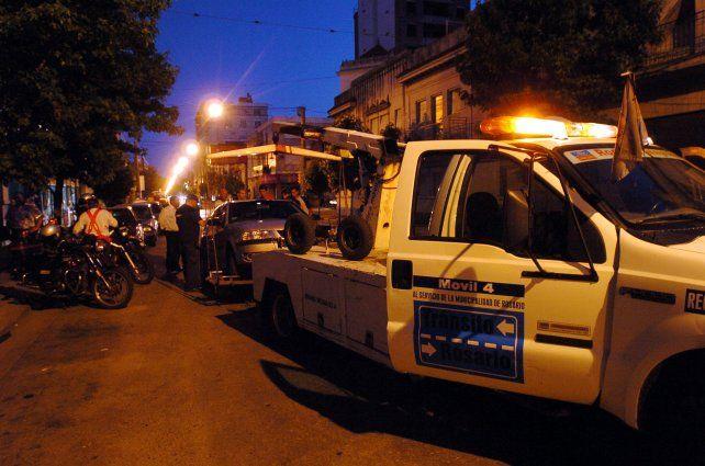 El municipio remite más de 70 vehículos por día al corralón por faltas de tránsito
