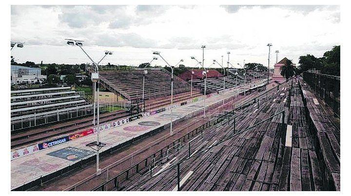 Alegria El corsódromo de Gualeguaychú con un nuevo aspecto.