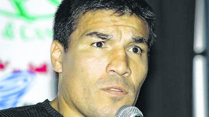 el imputado. Baldomir fue detenido el 18 de noviembre del año pasado en la ciudad de Junín