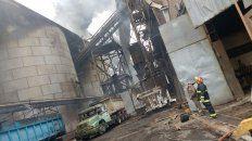 Explosión fatal. Los aceiteros denuncian un nuevo hecho de negligencia empresaria.