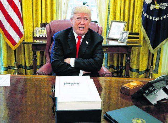 Compensación. Trump traba el biodiésel