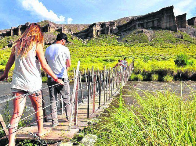 Aventuras.Los paisajes malargüinos y su belleza.