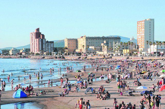 Playas para todos los gustos. Las autoridades uruguayas estiman que cerca de cuatro millones de veraneantes llegarán este año al país