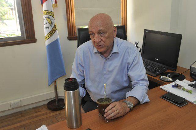 Que tiren caca para dónde quieran, tenemos la conciencia tranquila, dijo Bonfatti