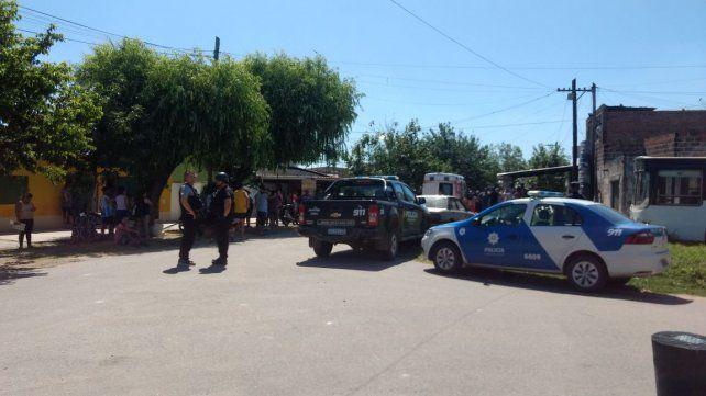 Un agente de Servicio Penitenciario mató a cinco personas en la capital de la provincia. (Fotos: gentileza diario Uno Santa Fe)