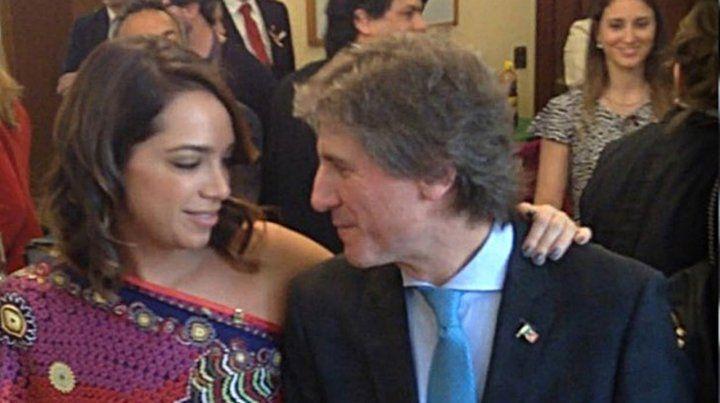 Beneficio. El ex vicepresidente y su mujer