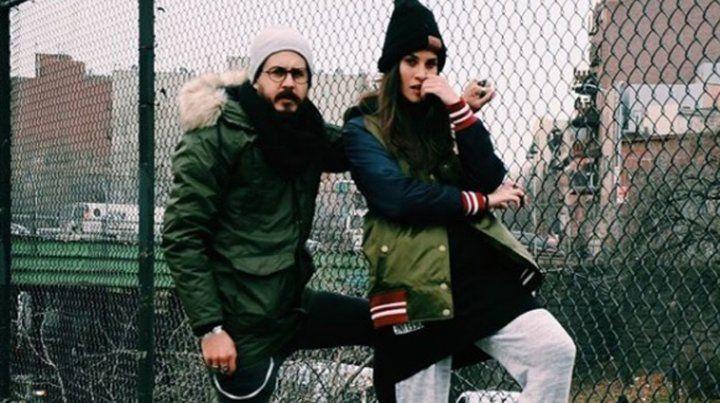 Ivana Nadal y Ficha Sánchez,  cómplices en Nueva York