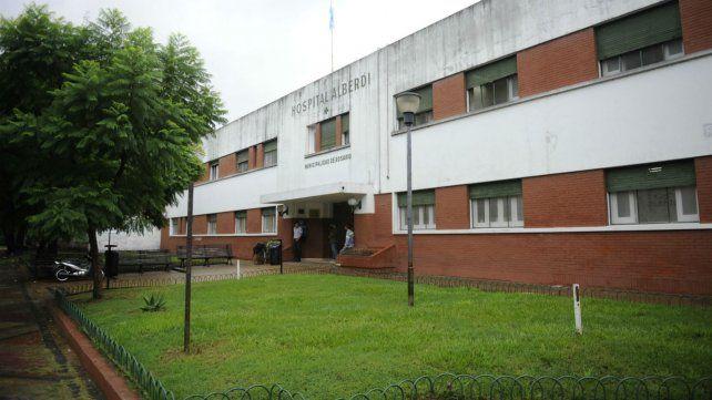 La víctima falleció en el Hospital Alberdi.