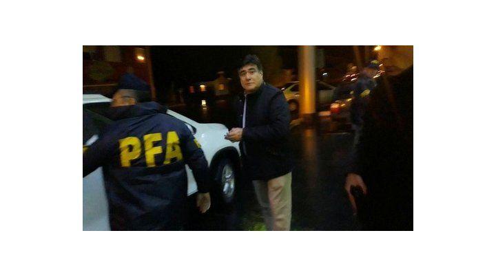 El ex funcionario nacional fue detenido a principios de diciembre.