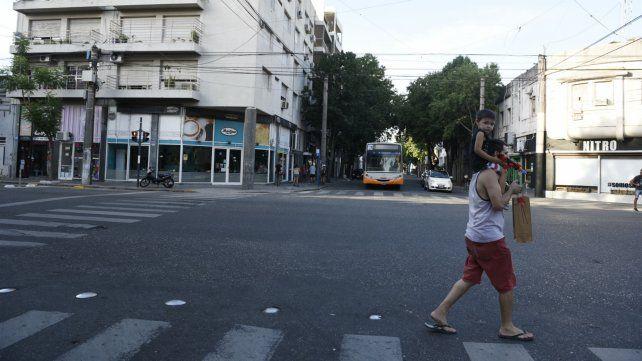 Salta y Ovidio Lagos. En esa esquina ocurrieron tres fatales accidentes.
