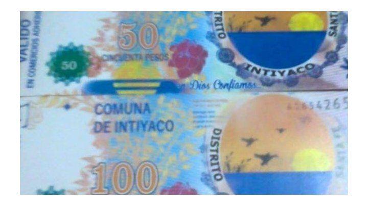 La provincia exigió a la comuna de Intiyaco retirar una cuasimoneda