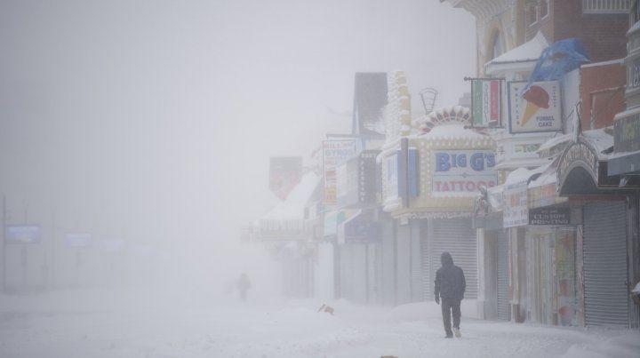 Una ciudad fantasma en Atlantic City