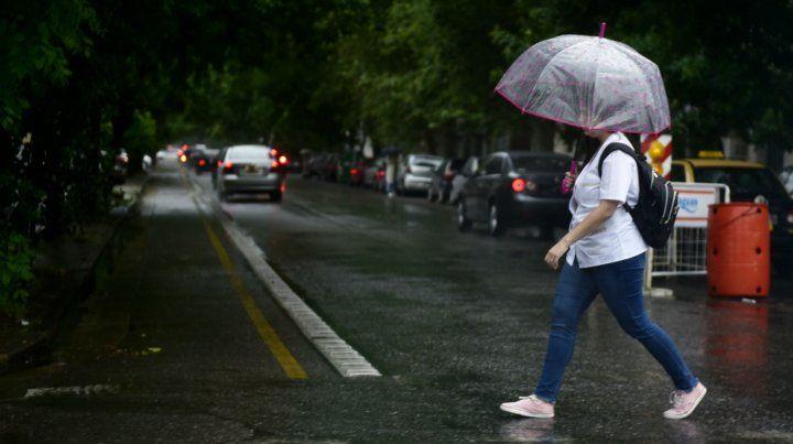 Viernes muy húmedo, con nubosidad en aumento y chances de lluvias