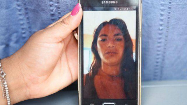 María del Rosario Vera. Tenía 23 años y cuatro hijos.
