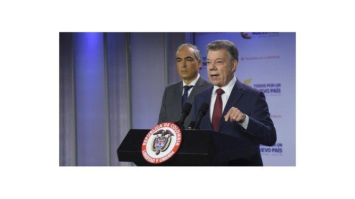 Incumplimiento. Santos deploró que el ELN retomara los ataques tan pronto como concluyó la tregua.