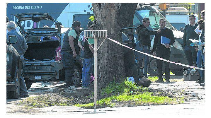 callao y cazadores. El doble crimen ocurrió el pasado 23 de junio.