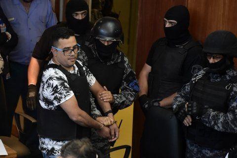 sin efecto. El líder de Los Monos había sido acusado de ordenar y dirigir desde la cárcel la captura de un joven para pedir rescate