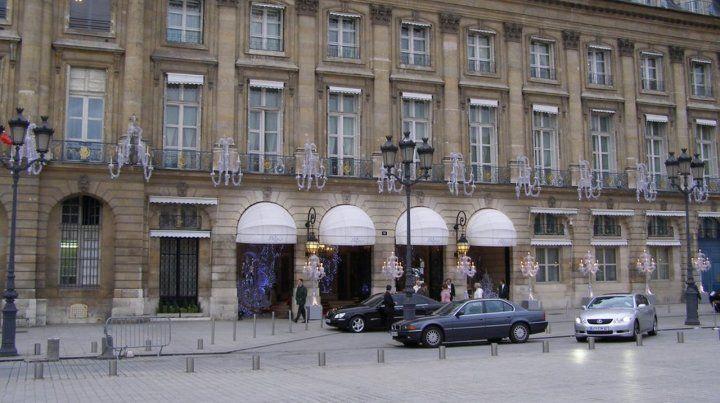 El hotel Ritz