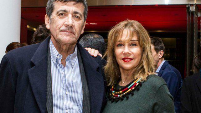 Gastaldi y Marcela Tinayre