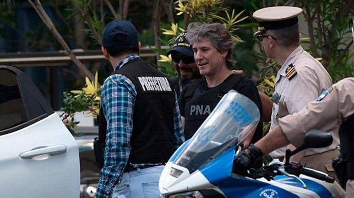 Boudou quedó en libertad, luego de que la Cámara avalara su excarcelación
