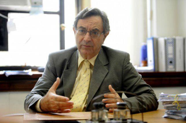 El juez Luis María Caterina cuestionó a Pullaro por reducir el problema de la seguridad a la feria judicial.