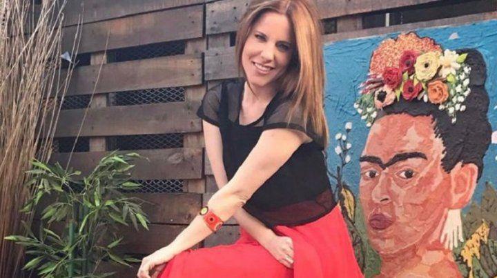 A poco de ser mamá, Agustina Kampfer volvió a apostar por el amor