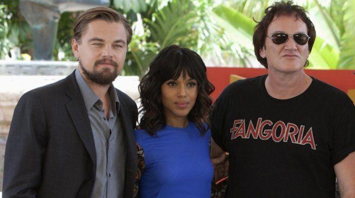 Leonardo DiCaprio participará del próximo filme de Quentin Tarantino