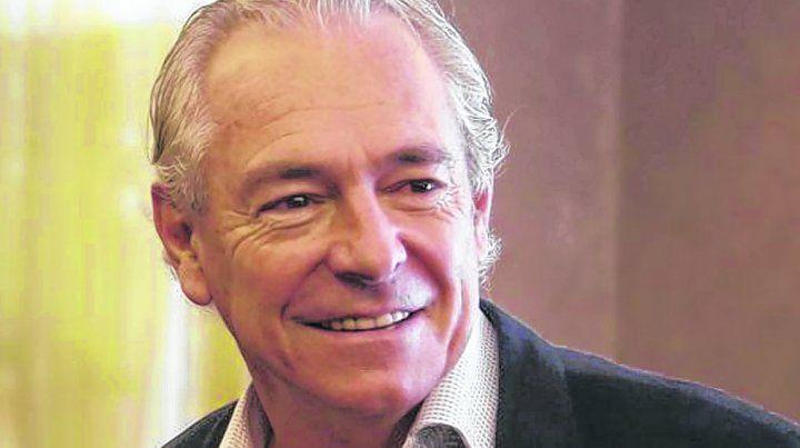 Optimista. El ex diputado nacional está entusiasmado con su nueva función. Uruguay es maravilloso