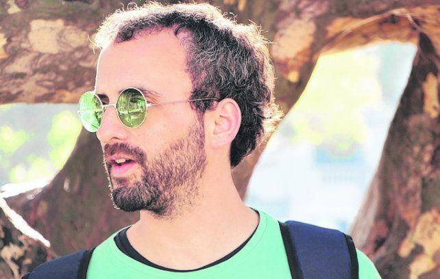 seleccionado. El director Francisco Matiozzi Molinas.