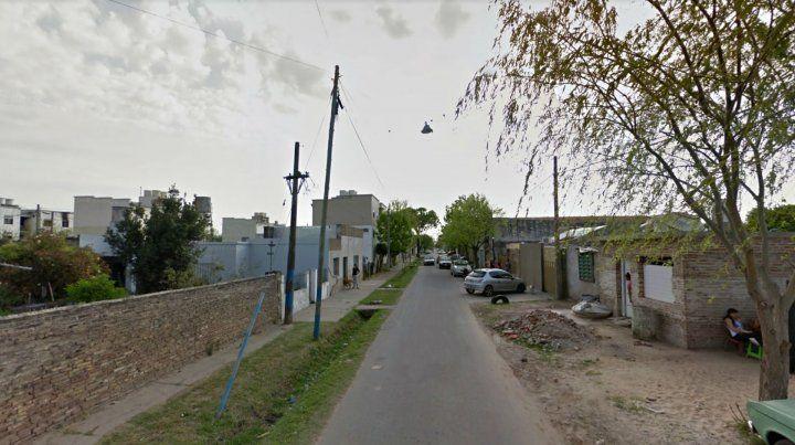 El crimen ocurrió en Lejarza al 5600.