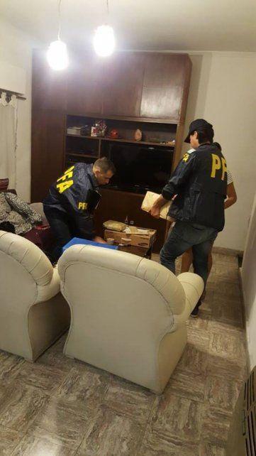 La Federal realizó un operativo antiterrorista por amenazas en Rosario
