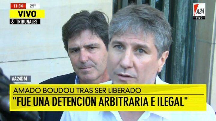 Boudou pidió el apartamiento de Lijo de la causa en su contra