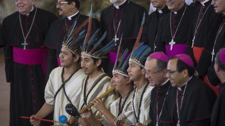 Los obispos peruanos se reunieron con las etnias amazónicas en Puerto Maldonado.