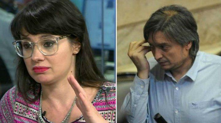 Gisela Marziotta enfrentó los rumores de noviazgo con Máximo Kirchner
