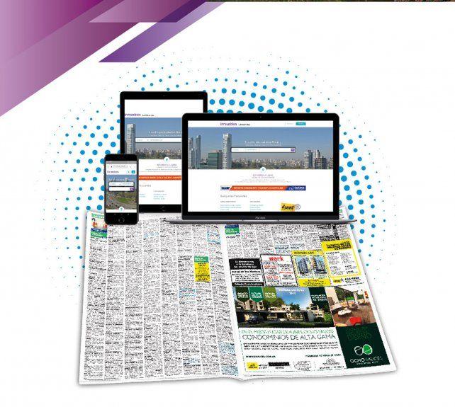 Renovado. El sitio web presentó su nuevo formato en agosto del año pasado y tuvo más de 200 mil usuarios.
