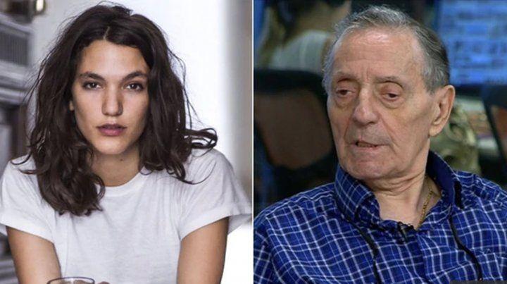 Una actriz denunció a Tristán por acoso mientras filmaban Historia de un Clan