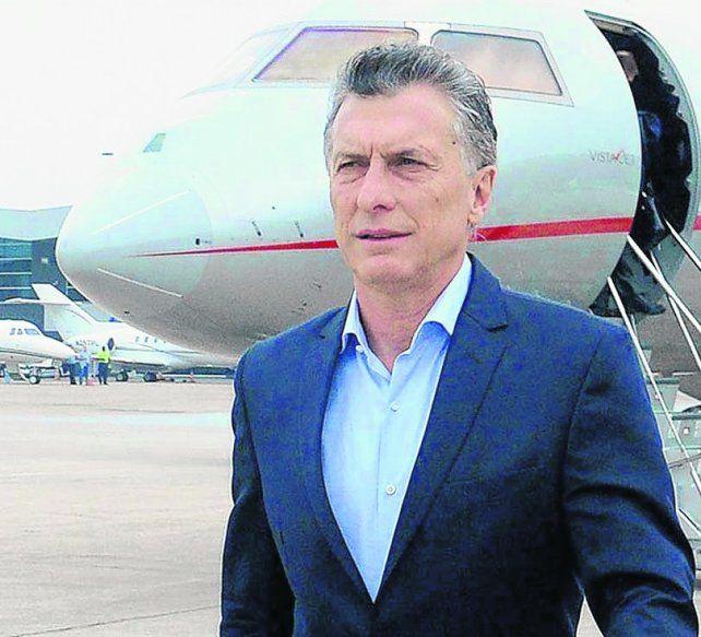 Macri, entre su gira europea y un inicio de año complicado