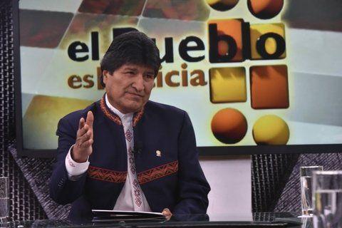 marcha atrás. Morales debió resignar su proyecto de reforma penal