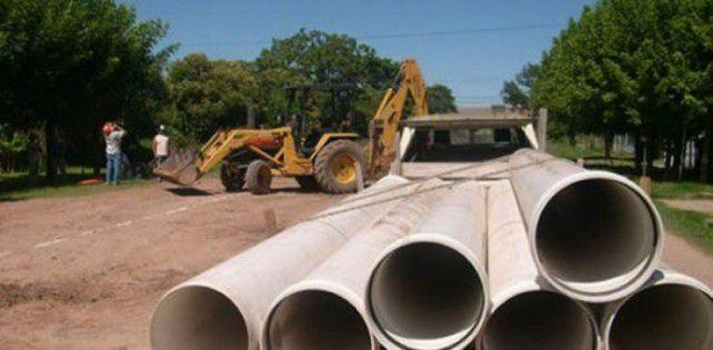 Chovet encara una de las obras más importantes contra la crisis hídrica