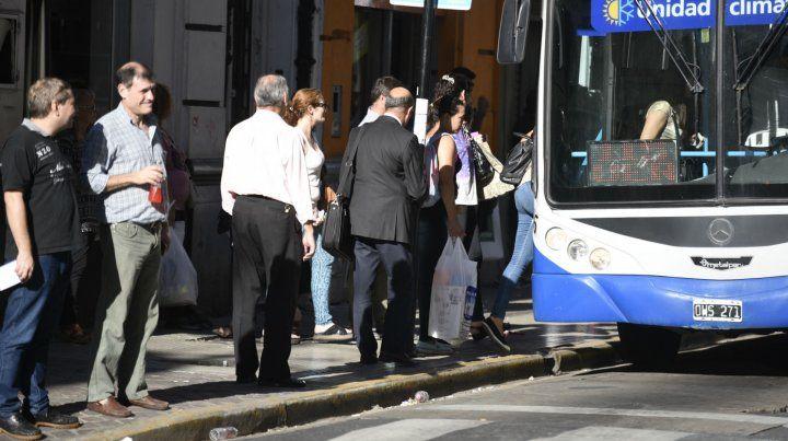 La implementación del nuevo sistema de transporte quedó para más adelante.