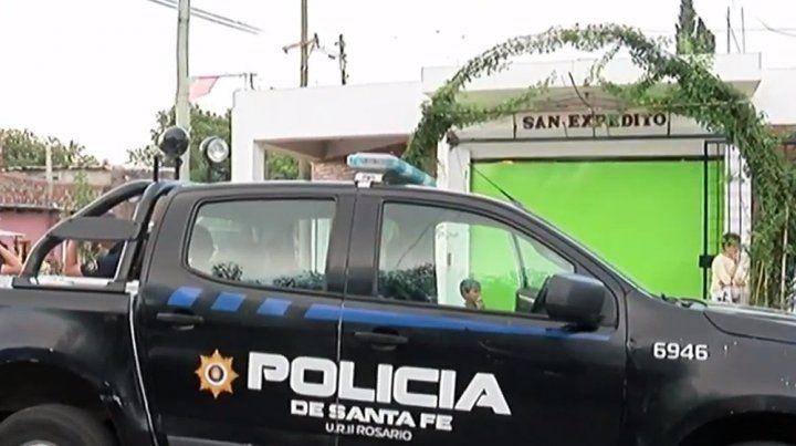 Dolor. Un joven falleció tras electrocutarse en el interior de una iglesia en Garibaldi y Colón.