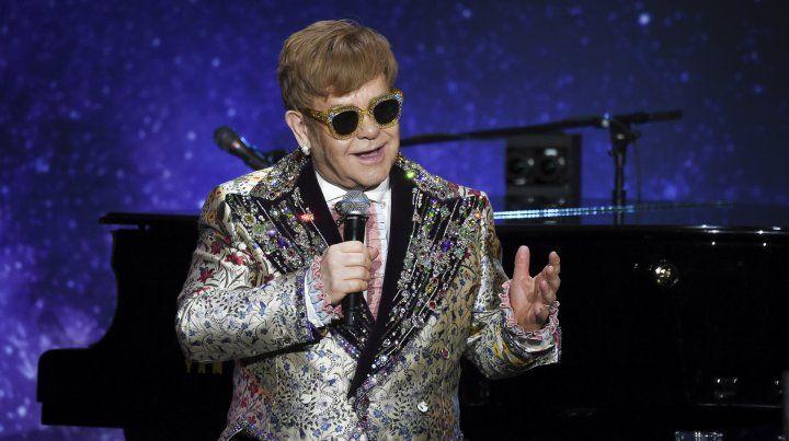El cantante británico se despide de las giras internacionales.