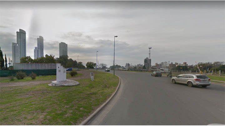 Parque Scalabrini Ortiz. Avenida Mongsfeld y Francia