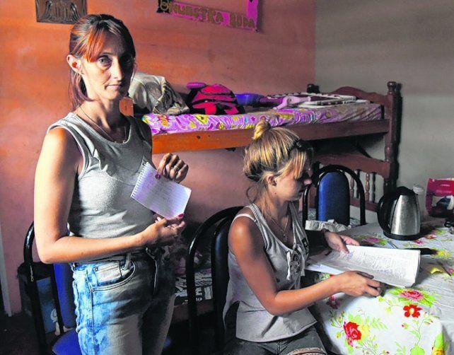 denunciantes. Mara y su hija relataron lo que les pasó el 11 de enero.