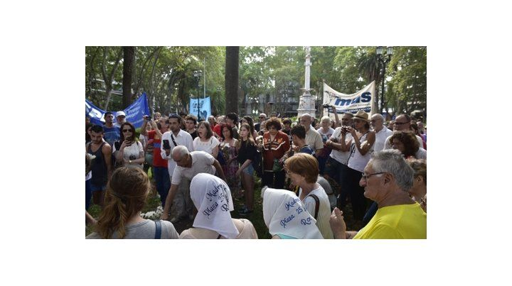 Bonafini: Ni reconciliación ni perdón, las marchas siguen