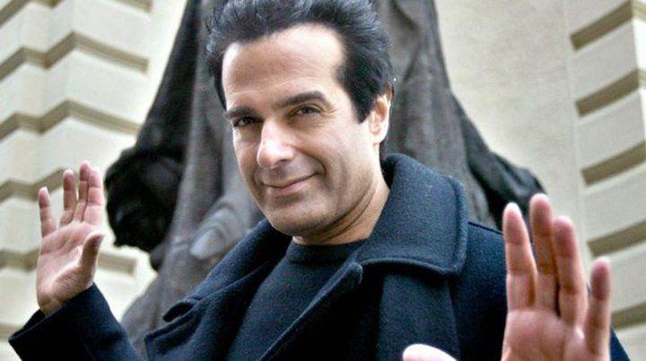 David Copperfield fue acusado de drogar y abusar de una joven en 1988