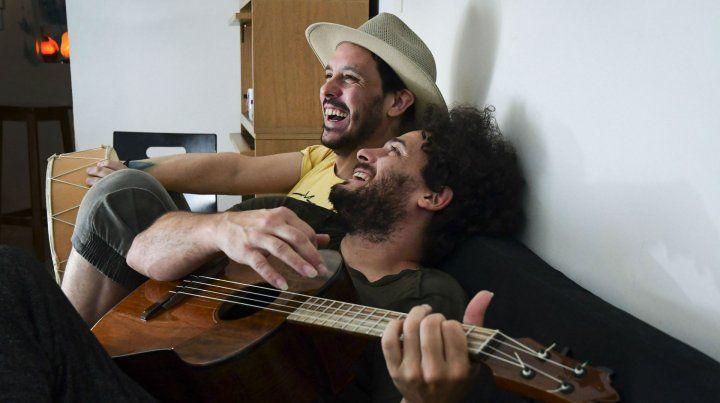 A dúo. Barrionuevo se presenta junto a Aristimuño con Hermano Hormiga.